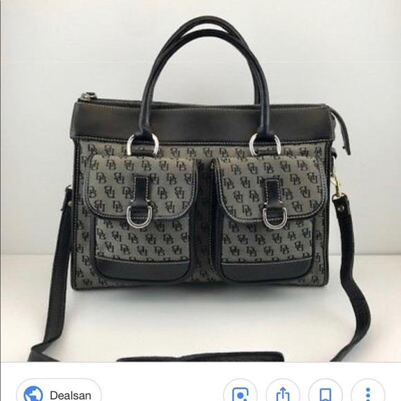 Dooney & Bourke Handbags - Dooney & Burke briefcase
